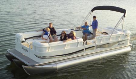 Bentley Pontoons Ohio Dealer 240 Cruise