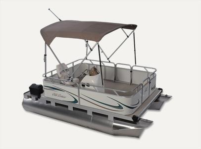 Gillgetter Pontoons Ohio Mini Compact Pontoon Boat Dealer - small pontoon houseboat