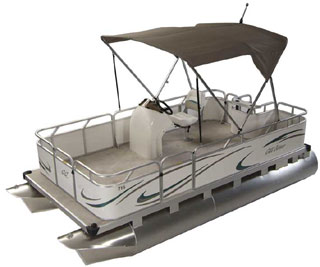 Pontoon Boat Mini Outfitter