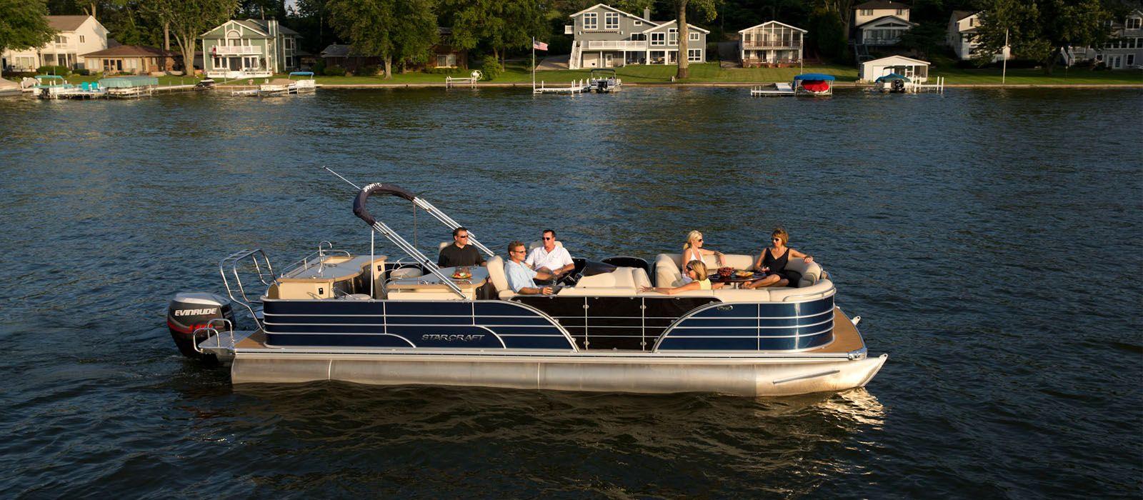 Ohio Pontoons Largest Sylvan Pontoon Boat Dealer In Ohio